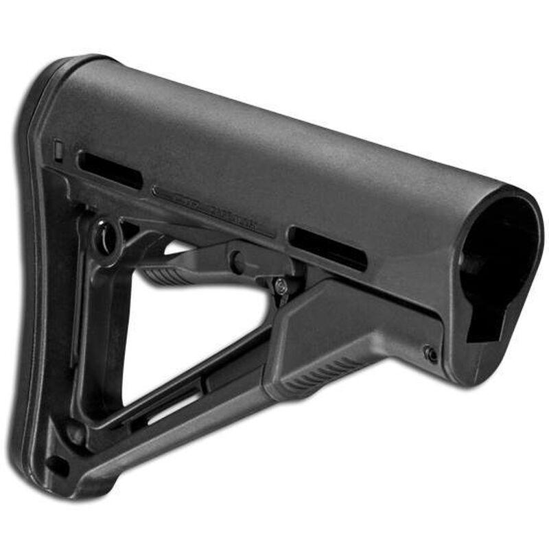 Magpul CTR AR-15 Carbine Stock Mil-Spec Polymer Black MAG310-BLK