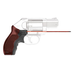 Crimson Trace LG-952 Master Series Red LaserGrip for Kimber K6S Rosewood/Black Finish