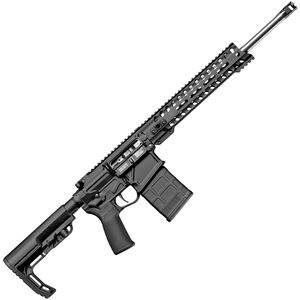"POF Rogue .308 Win Semi Auto Rifle 16.5"" Barrel 20 Rounds AR-15 Profile 11"" Renegade Rail Black"