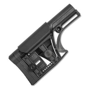 Luth-AR AR-15 Modular Buttstock Assembly Polymer Black MBA-1