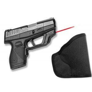 Crimson Trace Laserguard for Taurus Slim PT708 PT709 and PT740 with Holster LG-447-H