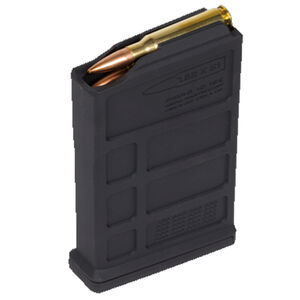 Magpul PMAG 7.62 AC/AICS Short Action 10 Round Magazine .308 Winchester/7.62 NATO Polymer Matte Black