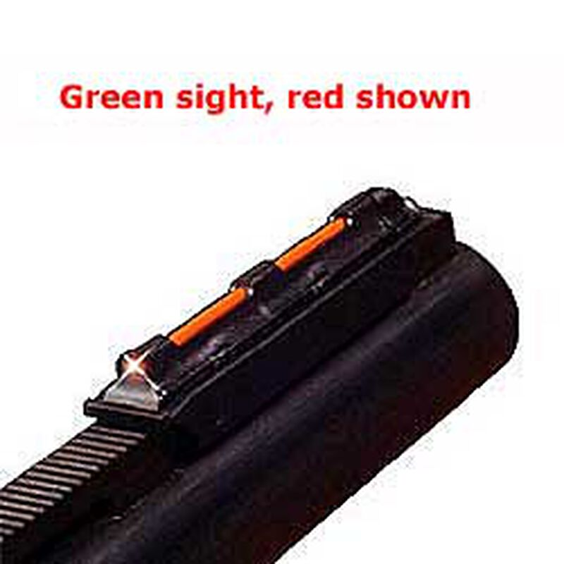 "TRUGLO Magnum GLO-DOT Xtreme, 1/4"" Fiber Optic Front Shotgun Sight, Magnetic Mount, Green TG902XB"