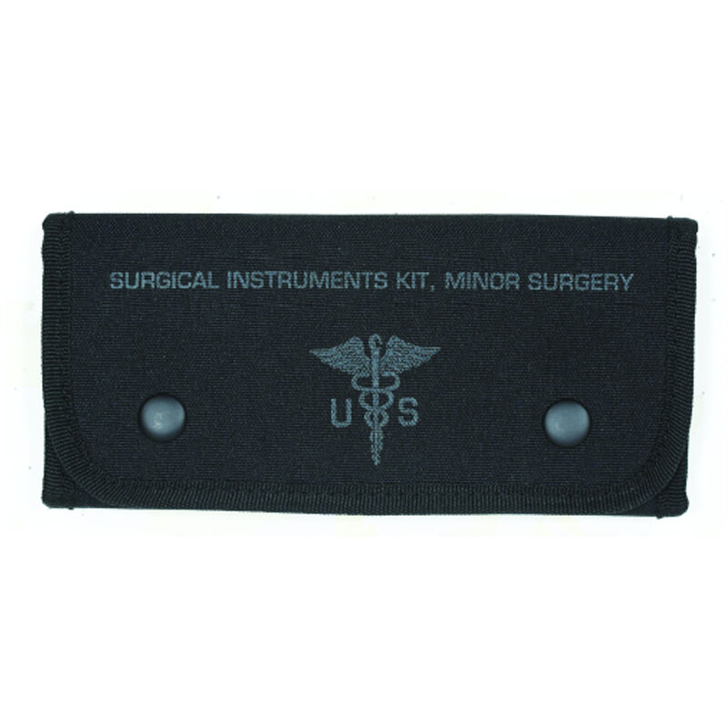 Voodoo Tactical Empty Surgical Kit Pouch Nylon Black 15-7688001000