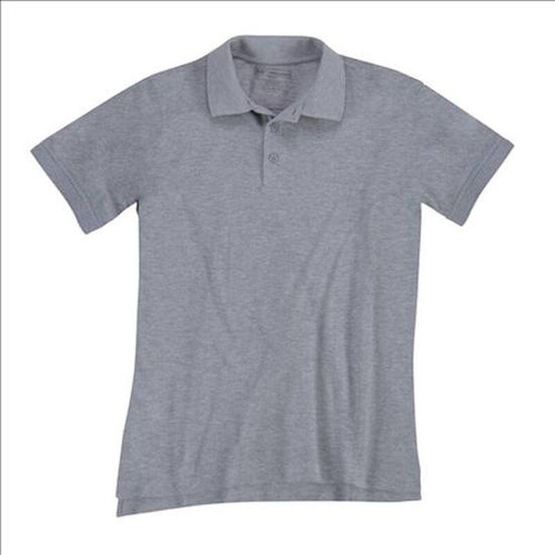 5.11 Tactical Women's Short Sleeve Utility Polo Cotton Medium Dark Navy 61173