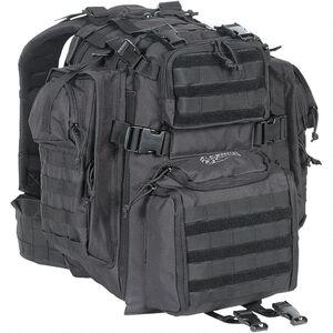 "Voodoo Tactical Praetorian Rifle Pack Backpack, 20""x11""x9"", Black"