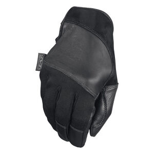 Mechanix Wear Tempest Tactical Combat Glove Nomex/Leather/Cotton Small Black