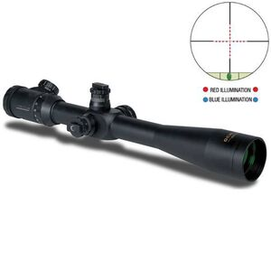 Konus KonusPro M-30 8.5-32x52 Riflescope Dual Illuminated Mil Dot Reticle 30mm Tube Matte Black 7282