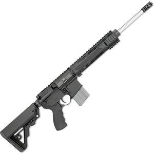 "Rock River LAR-15 ATH Carbine Advanced Tactical Hunter AR15 Semi Auto Rifle .223 Rem/5.56 NATO 18"" Barrel .223 Wylde Chamber 20 Rounds Half Quad Free Float Handgaurd Operator CAR Stock Black AR1560X"