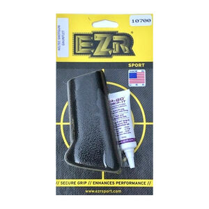 EZR Sport Kel-Tec KSG Shotgun Gauntlet Slip On Grip Sorbothane Matte Black Finish