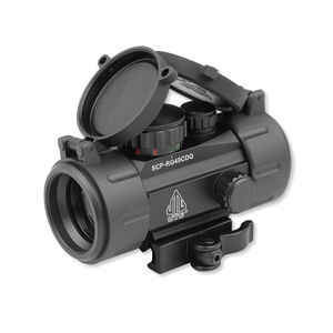 Leapers UTG ITA Red/Green Dot Sight with QD Picatinny Mount Black SCP-RG40CDQ