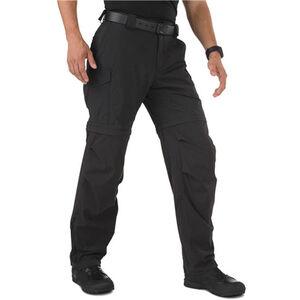 5.11 TACTICAL Mens Bike Patrol Pants 30 x 34 Black Nylon