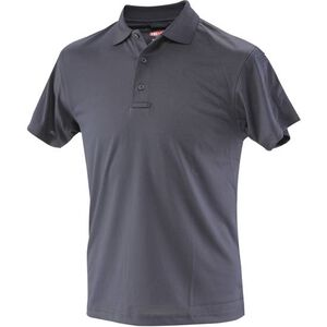 Tru-Spec 24-7 Series Men's Short Sleeve Performance Polo Large Navy 4340005