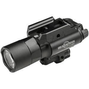 Surefire X400 Ultra Universal LED Light/Green Laser Combo 600 Lumens 2x CR123 Picatinny Mount Aluminum Black