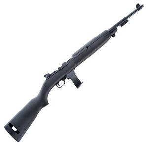 "Chiappa M1-9 Carbine 9mm Luger Semi Auto Rifle 19"" Barrel 10 Rounds Uses Beretta 92 Style Magazines M1 Style Sights Polymer Stock Blued Finish"