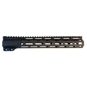 "AB Arms Pro AR-15 Free Float Hand Guard 13"" M-LOK Compatible Aluminum Anodized Finish Black"