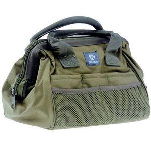 "DRAGO Gear Ammo and Tool Bag 9""x12""x9.5"" 600D Cordura Green 17301GR"