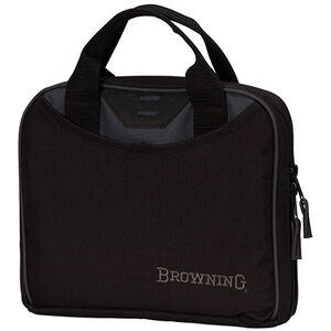 Browning Crossfire Single Pistol Polyester/Nylon Case Black