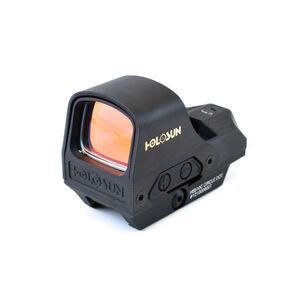 Holosun Red Dot Sight with Cowitness QD Mount Shake Awake 2 MOA Circle Dot Reticle HS510C