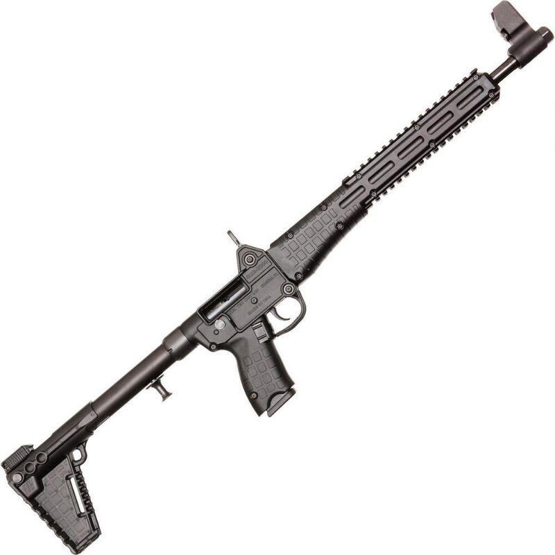 "Kel-Tec SUB-2000 G2 .40 S&W Semi Auto Rifle 16.25"" Barrel 15 Rounds M-LOK Compatible GLOCK 22 Mags Adjustable Stock Black"