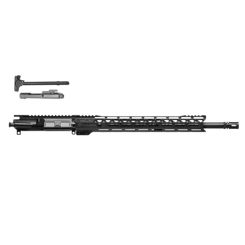 "DoubleStar AR-15 .22 Nosler 18"" HBAR Barrel Standard Flattop Complete Upper Assembly ARBU109C"
