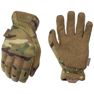 Mechanix Wear MultiCam FastFit Gloves Size Small MultiCam