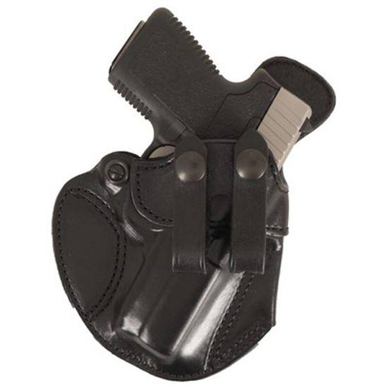"DeSantis Cozy Partner #028 Inside the Pant Holster for Kahr, 1911 3"", LC9, Kel-Tec Right Hand Black Leather"