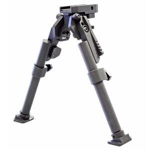 """GG&G LCB-3 Heavy Duty Tactical Bipod 7-7/8- 10-1/2"""" Black GGG-1776"""