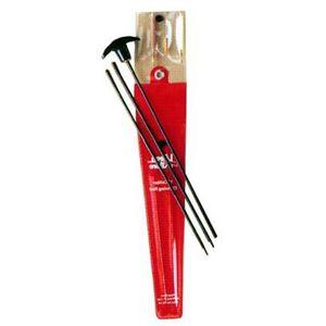 "KleenBore Small Bore Rod .17 Caliber 34"" Multi Section SB169"