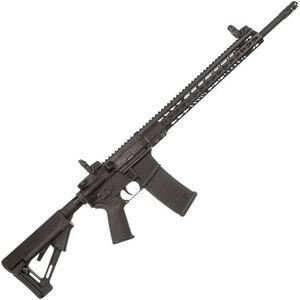 "Armalite M-15 Tactical Semi Auto Rifle 5.56 NATO 18"" Match Barrel 30 Round PMag 15"" KeyMod Handguard Magpul Grip STR Stock Raptor Charging Handle Magpul Front Rear Sights Anodized Black Finish M15TAC18"