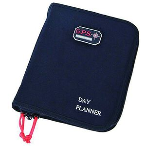 G Outdoors Inc Large Day Planner Discreet Carry Holster Nylon Black D1109PCB