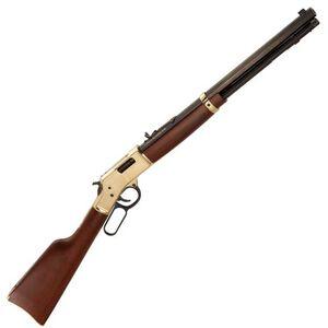 "Henry Big Boy Lever Action Rifle, .41 Magnum, 20"" Barrel, 10 Rounds, Brass Receiver, American Walnut Stock, Blued Barrel"