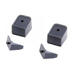 ProMag 9mm/.40 S&W Extended Capacity Floor Plate For GLOCK Polymer Black 2 Pack PM050