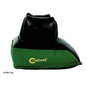Caldwell Rear Shooting Bag Standard Size Nylon/Leather Green/Black 226645