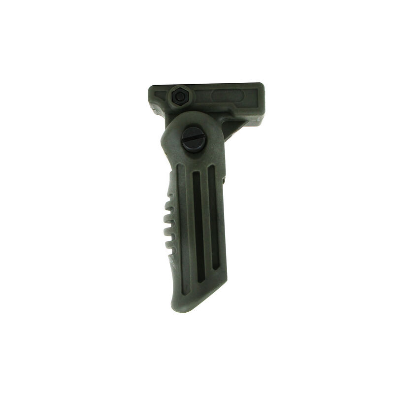 TacFire Four Position Foldable Locking Foregrip OD Green VG08-OD