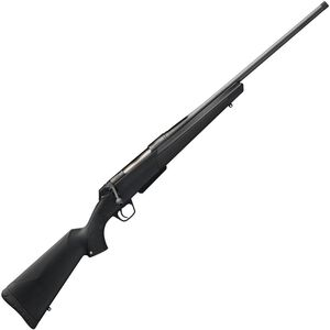 "Winchester XPR SR Bolt Action Rifle .308 Win 20"" Threaded Barrel Blued 3 Rounds Black Synthetic Stock Matte Blued Finish"
