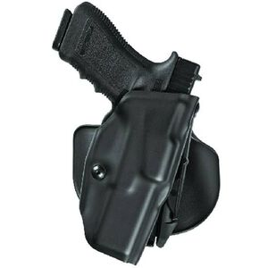 Safariland 6378 ALS Paddle Holster for SIG Sauer P220R P226R with Light STX Plain Finish Black