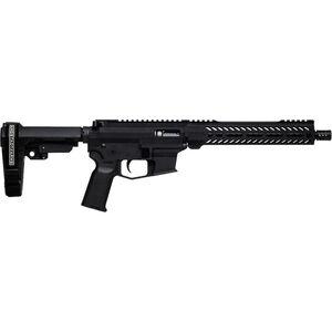 "Angstadt Arms UDP-9 9mm Luger AR Style Semi Auto Pistol 10.5"" Barrel 15 Round GLOCK Style Mag M-LOK Handguard SBA3 Pistol Brace Black Finish"