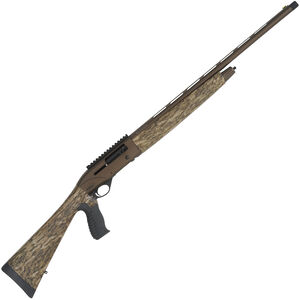 "TriStar Viper G2 Turkey 20 Gauge Semi Auto Shotgun 24"" Barrel 3"" Chamber 5 Rounds Fiber Optic Front Sight MOBL Camo Synthetic Pistol Grip Stock Bronze Finish"