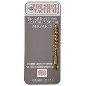 Pro Shot .223/5.56 Tactical Bore Brush For Tactical Kit TB223