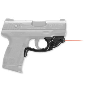 crimson trace laserguard taurus millennium pro red laser 1x 1/3n lithium  battery with pocket