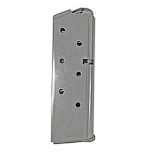 Kimber Micro 380 Magazine .380 ACP 6 Rounds Stainless Steel Natural