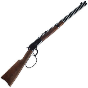 "Winchester Model 1892 Large Loop Carbine Lever Action Rifle .44 Mag 20"" Barrel 10 Rounds Walnut Stock Blued"