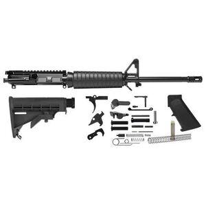 "Del-Ton AR-15 Carbine Completion Kit 5.56 NATO 16"" Barrel 1:9 Twist Black RKT101"