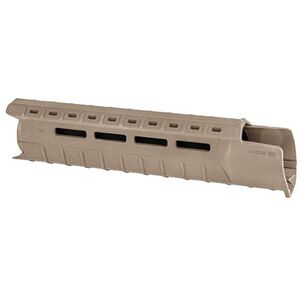 Magpul MOE SL AR-15 Mid-Length Handguard With A2 Front Sight Cut Polymer Dark Earth MAG551-FDE