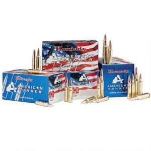 Hornady American Gunner .300 AAC Blackout Ammunition 50 Rounds BTHP 125 Grains 80897