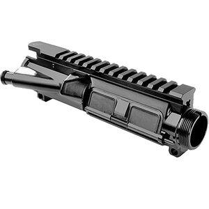Bootleg AR15 Milspec Complete Upper Receiver Black