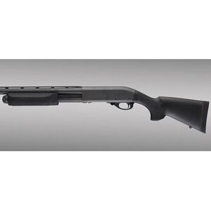 """Hogue Remington 870 Overmold Stock with Forend 12"""" Rubber Black"""