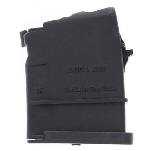 SGM Tactical SAIGA Rifle 10 Rounds Magazine .223 Remington Polymer Matte Black