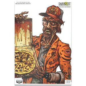 "Birchwood Casey Darkotic ""Special Delivery"" Splattering Target, 12"" x 18"" 8 Pack 35650"